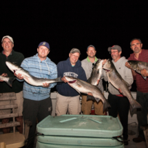 Night Striper Fishing Charter